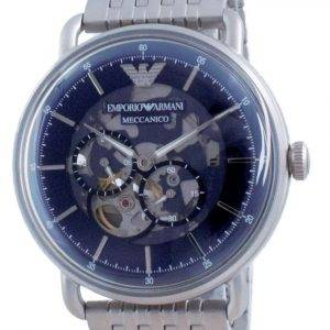 Emporio Armani Aviator Semi Skeleton Automatic AR60024 Reloj para hombre