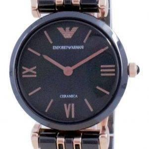 Reloj Emporio Armani Gianni T-Bar Ceramic Quartz AR70005 para mujer