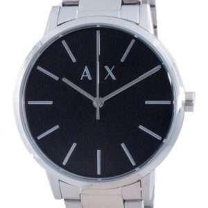 Reloj Armani Exchange Cayde de acero inoxidable de cuarzo AX2700 para hombre
