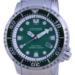 Reloj para hombre Citizen Promaster Marine Eco-Drive Diver&#39,s BN0158-85X 200M