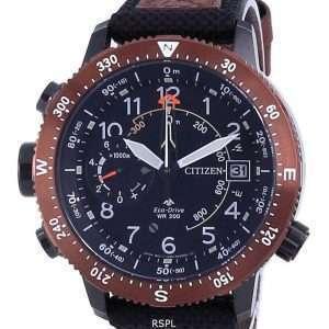 Reloj para hombre Citizen Promaster Altichron Land Eco-Drive BN4049-11E 200M Diver