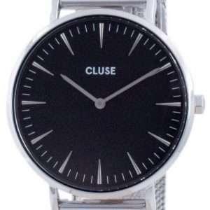 Cluse La Boheme Reloj de cuarzo de acero inoxidable CW0101201004 para mujer