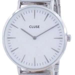Cluse La Boheme Reloj de cuarzo de acero inoxidable CW0101201023 para mujer