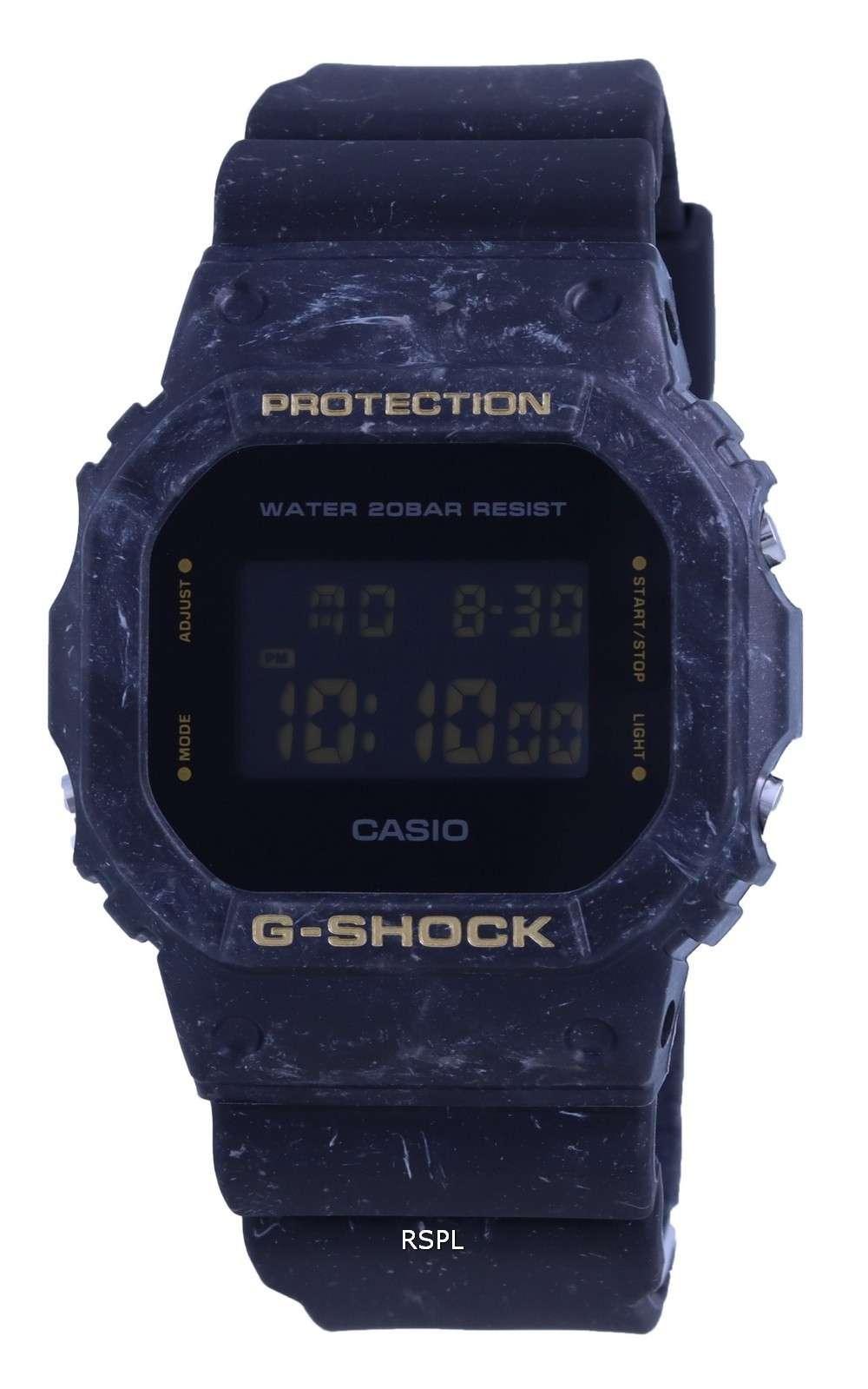 Reloj Casio G-Shock Special Color Digital DW-5600WS-1 DW5600WS-1 200M para hombre