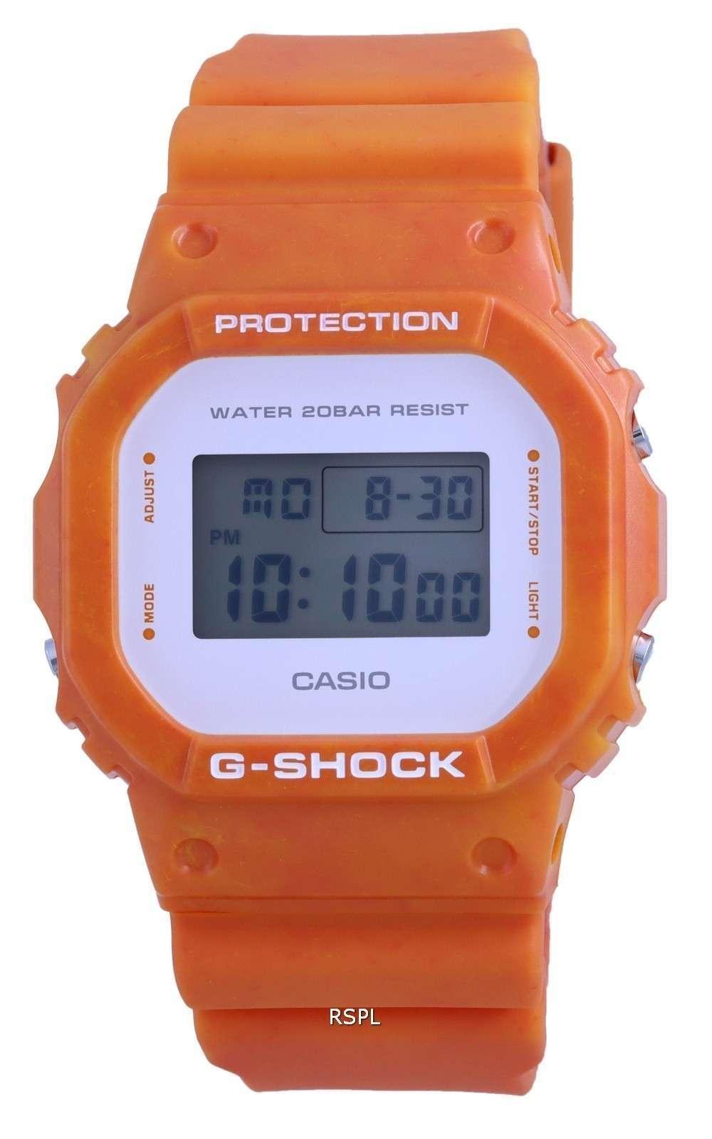 Reloj Casio G-Shock Special Color Digital DW-5600WS-4 DW5600WS-4 200M para hombre