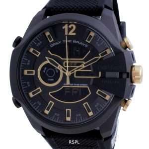 Reloj para hombre Diesel Mega Chief Silicon Quartz DZ4552 100M