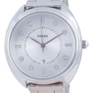 Fossil Gabby Diamond Accents Quartz ES5069 Reloj para mujer