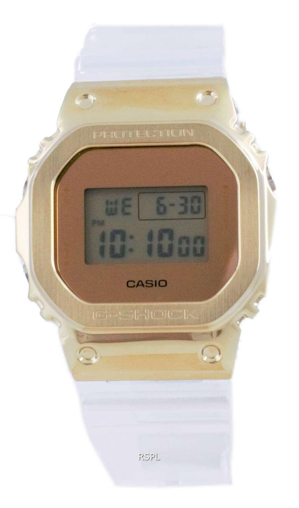 Reloj para hombre Casio G-Shock Special Color Digital Diver&#39,s GM-5600SG-9 GM5600SG-9 200M