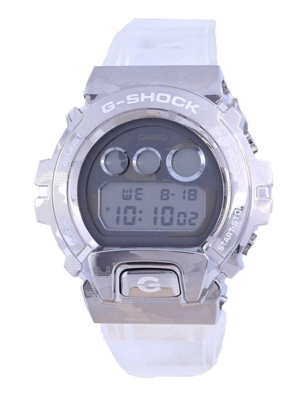 Reloj Casio G-Shock Special Color Digital GM-6900SCM-1 GM6900SCM-1 200M para hombre
