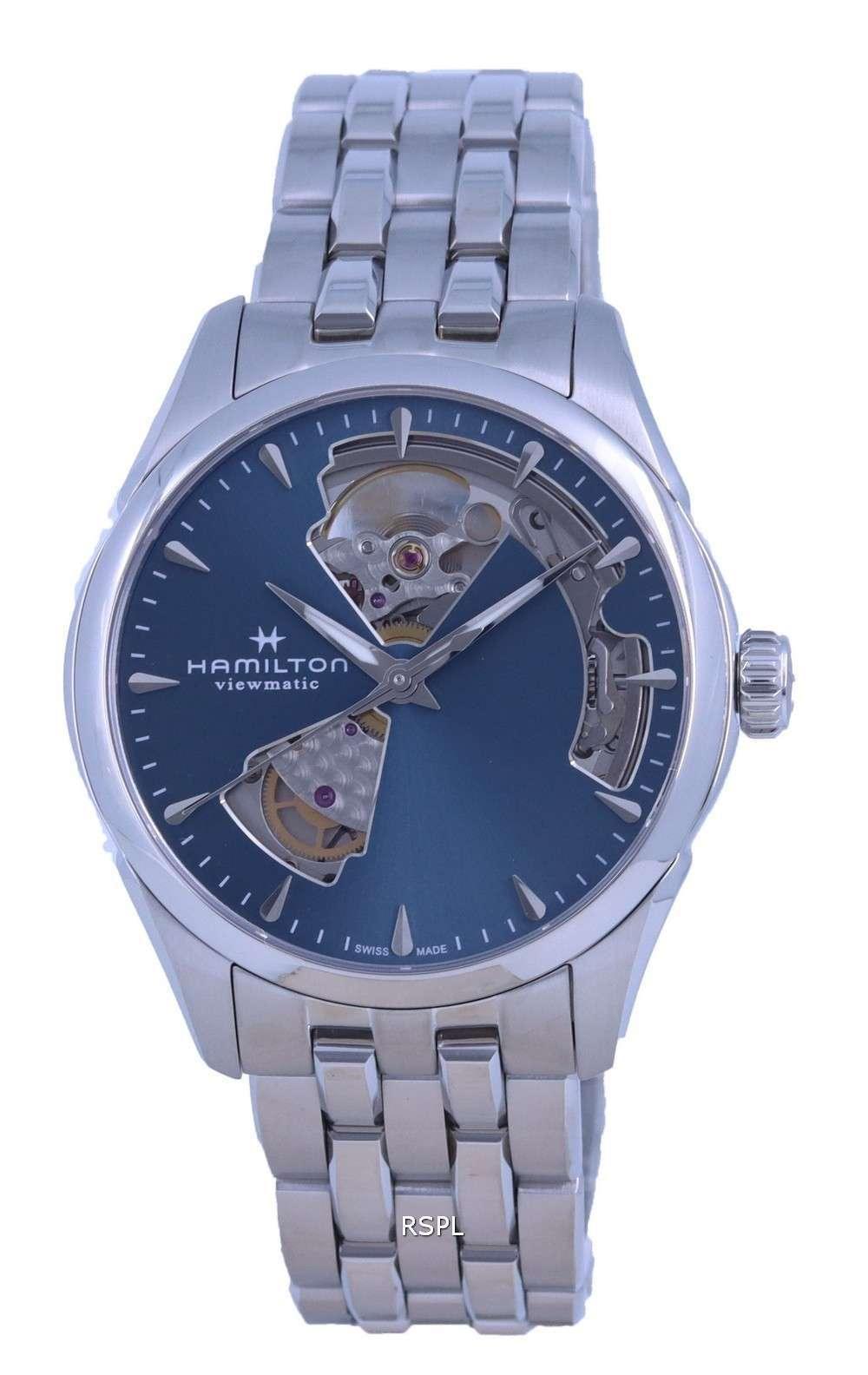 Hamilton Jazzmaster Open Heart Automatic H32215140 Reloj para mujer