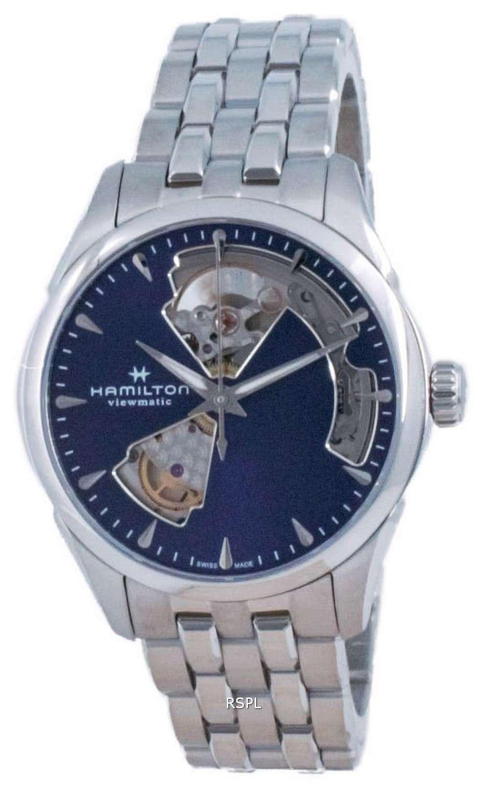 Hamilton Jazzmaster Open Heart Automatic H32215141 Reloj para mujer