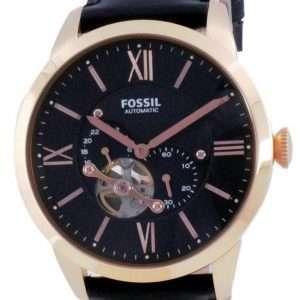 Fossil Townsman Chronograph Open Heart Automatic ME3170 Reloj para hombre