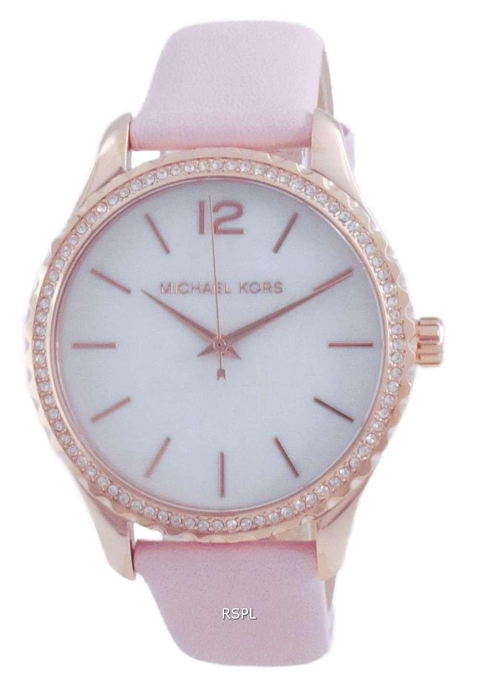 Michael Kors Layton Diamond Accents Quartz MK2909 Reloj para mujer