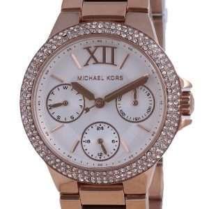 Michael Kors Camille Diamond Accents Quartz MK6845 Reloj para mujer