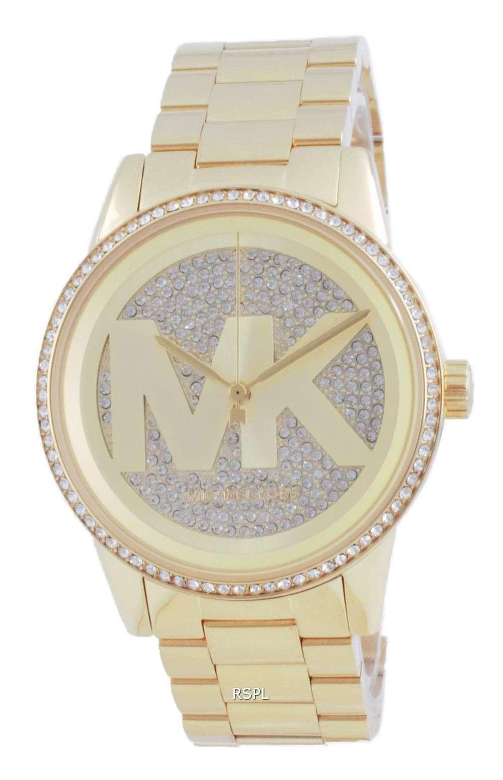 Michael Kors Ritz Diamond Aceents Quartz MK6862 Reloj para mujer