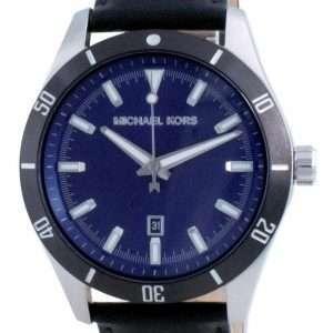 Michael Kors Layton Leather Quartz MK8854 Reloj para hombre