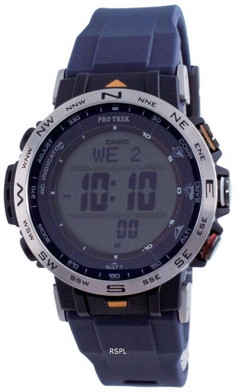 Reloj Casio Protrek Climber Line Tough Solar PRW-30AE-2 PRW30AE-2 100M para hombre