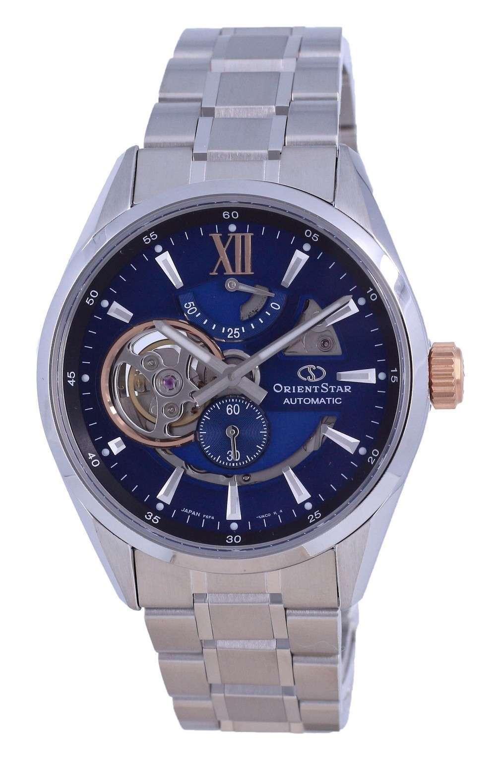 Orient Star Contemporary Limited Edition Open Heart Automatic RE-AV0116L00B 100M Reloj para hombre