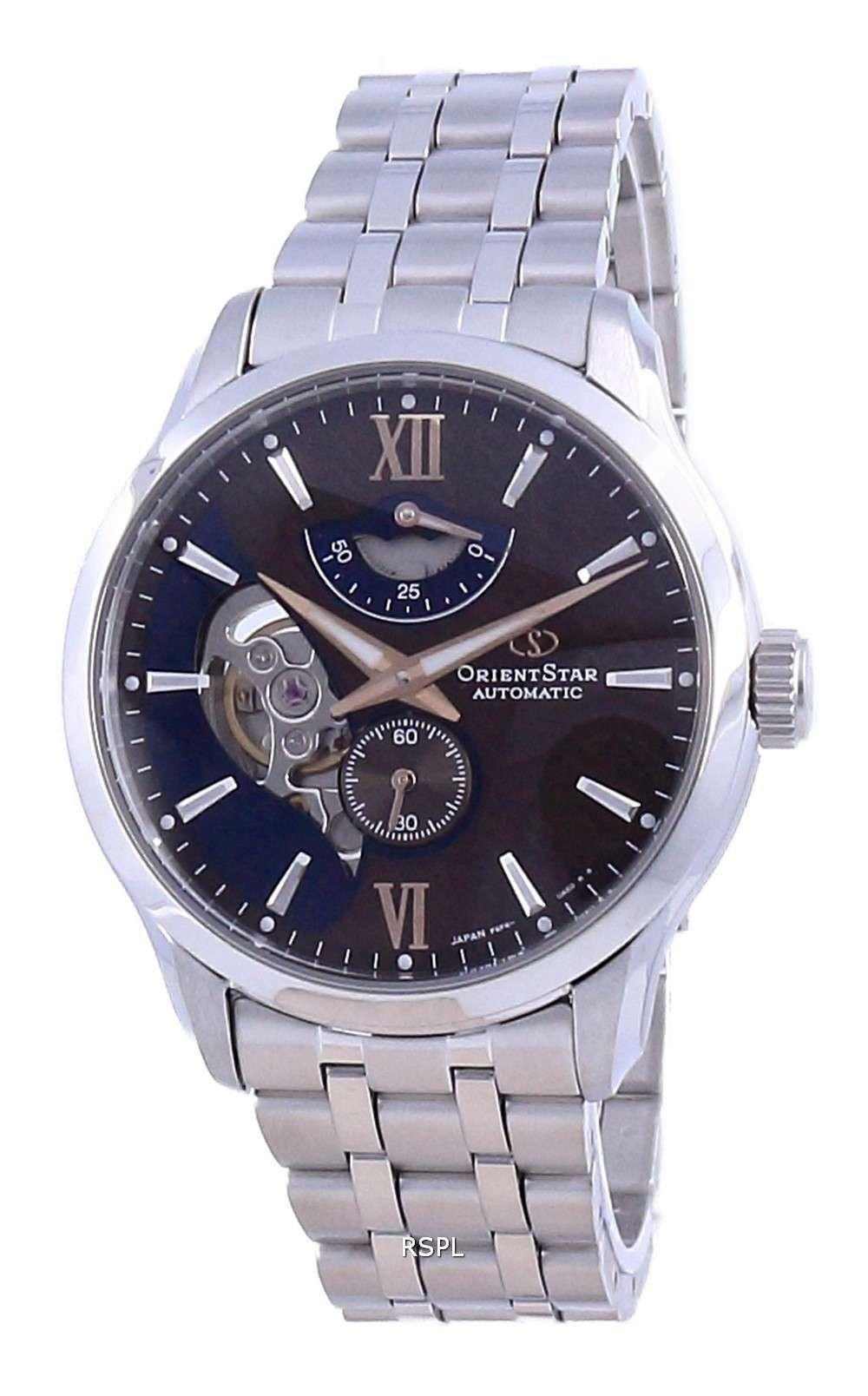 Orient Star Contemporary Open Heart Automatic RE-AV0B02Y00B 100M Reloj para mujer