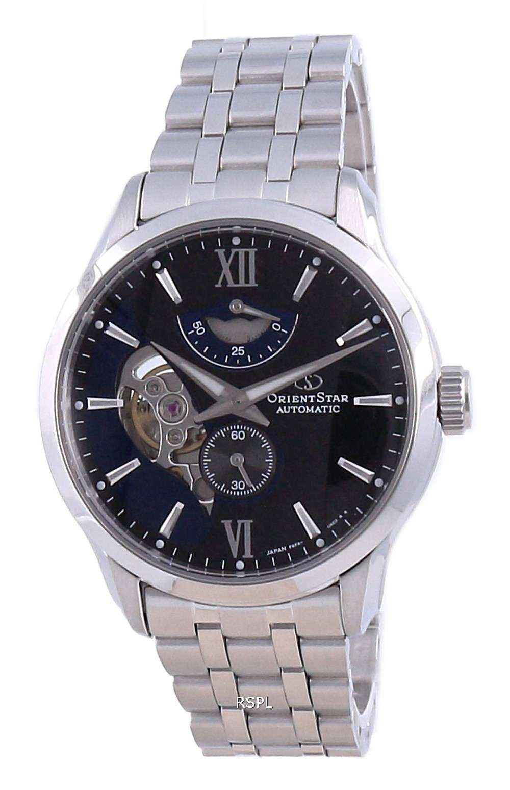 Orient Star Contemporary Open Heart Automatic RE-AV0B03B00B 100M Reloj para mujer