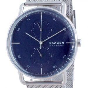 Reloj Skagen Horizont de acero inoxidable de cuarzo SKW6690 para hombre