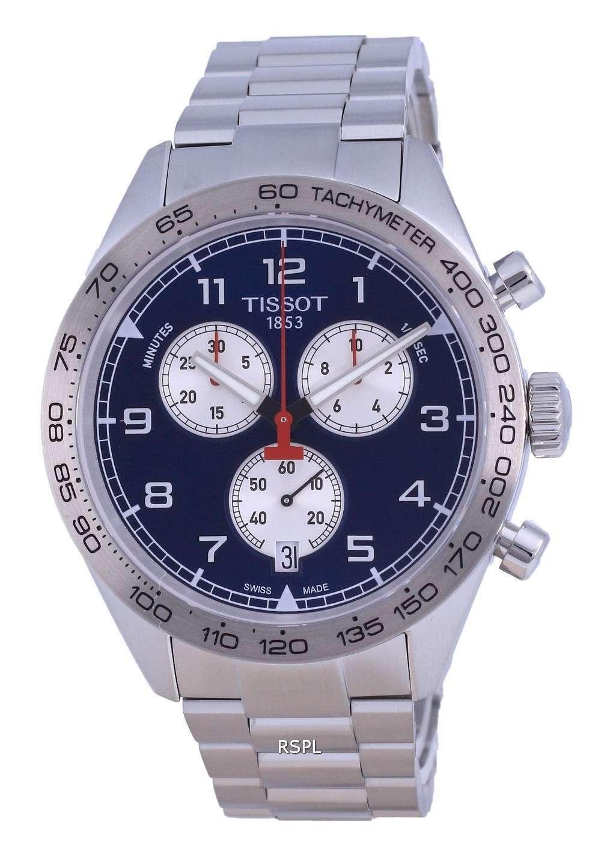 Tissot T-Sport PRS 516 Cronógrafo de cuarzo T131.617.11.042.00 T1316171104200 100M Reloj para hombre