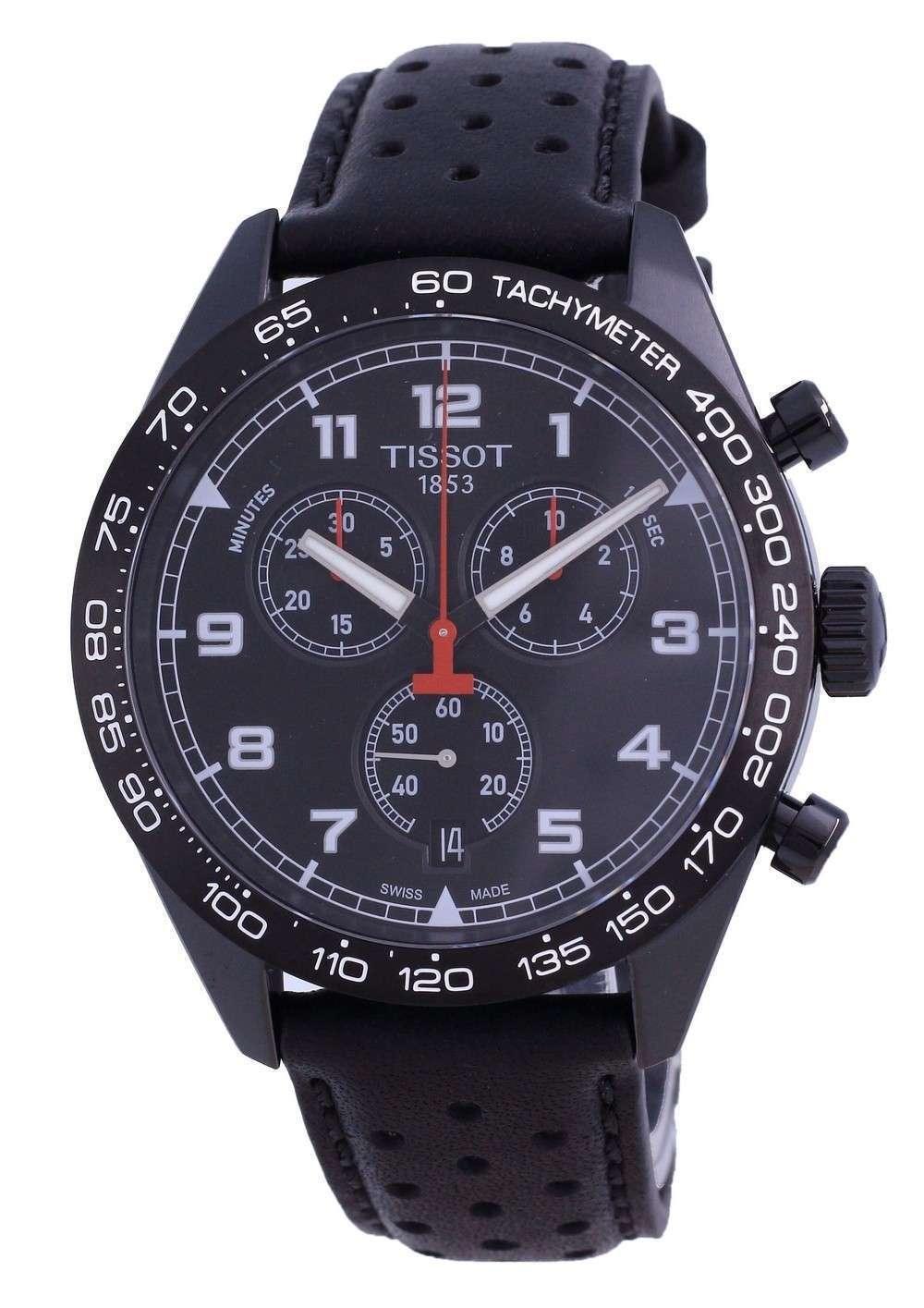 Tissot T-Sport PRS 516 Cronógrafo de cuarzo T131.617.36.052.00 T1316173605200 100M Reloj para hombre
