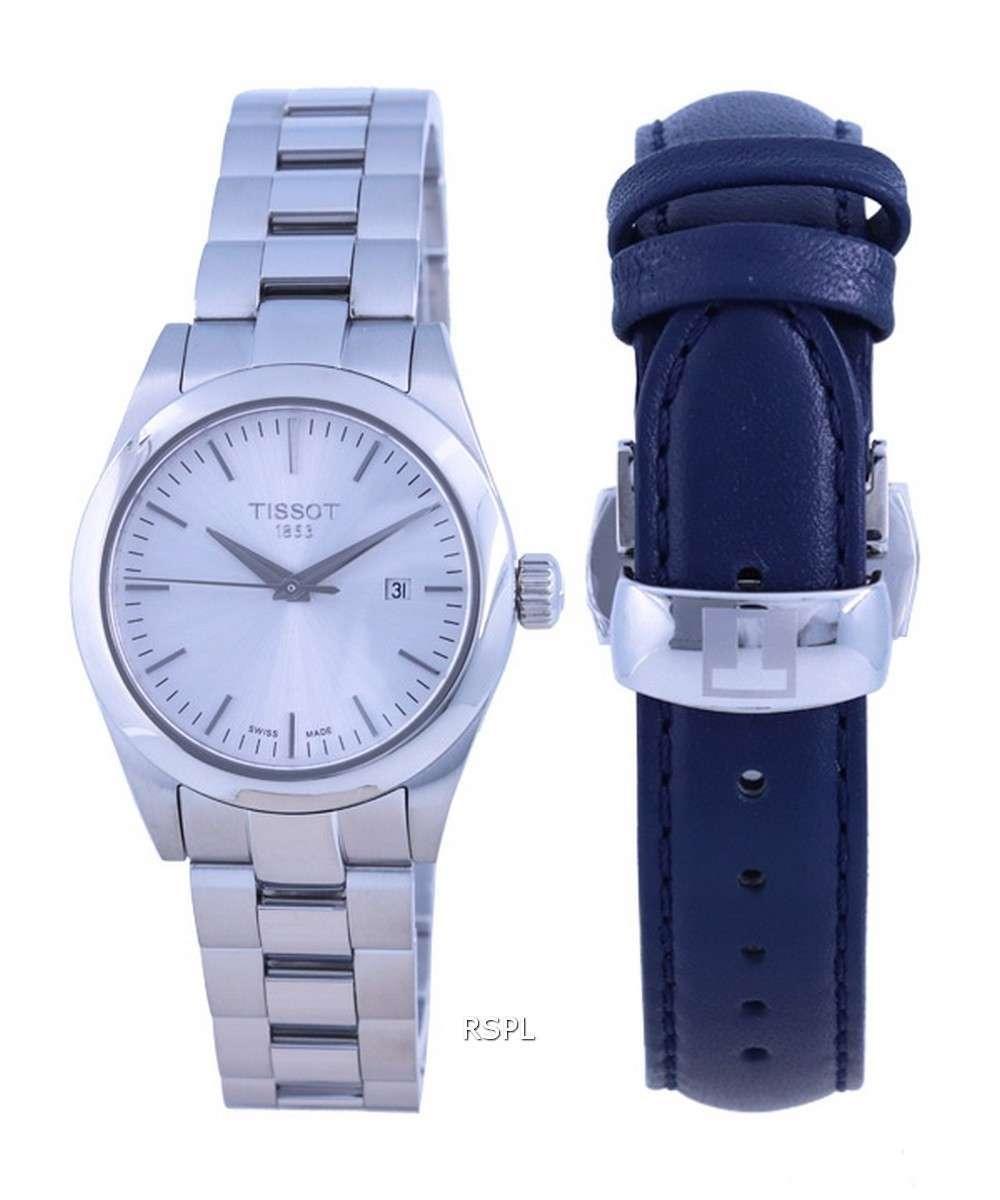 Tissot T-Classic T-My Lady Quartz T132.010.11.031.00 T1320101103100 100M Reloj para mujer