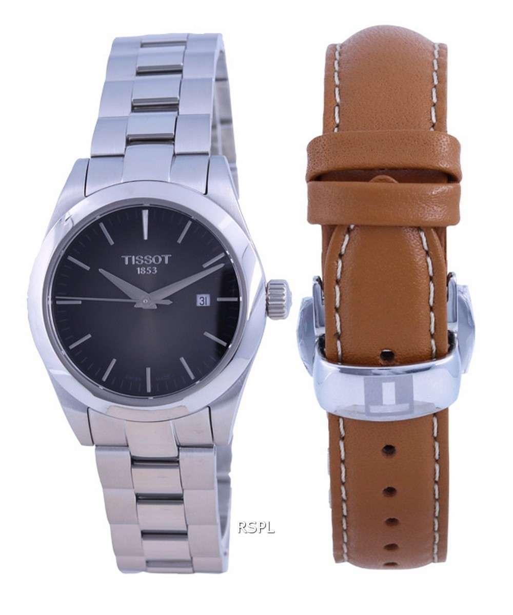 Tissot T-Classic T-My Lady Swiss Quartz T132.010.11.061.00 T1320101106100 100M Reloj para mujer