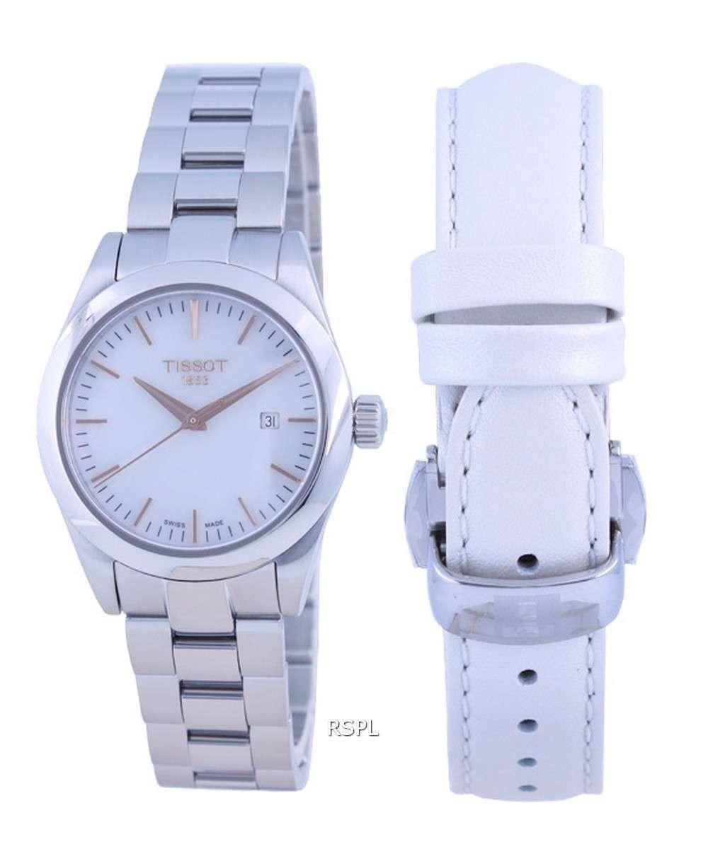 Tissot T-Classic T-My Lady Quartz T132.010.11.111.00 T1320101111100 100M Reloj para mujer
